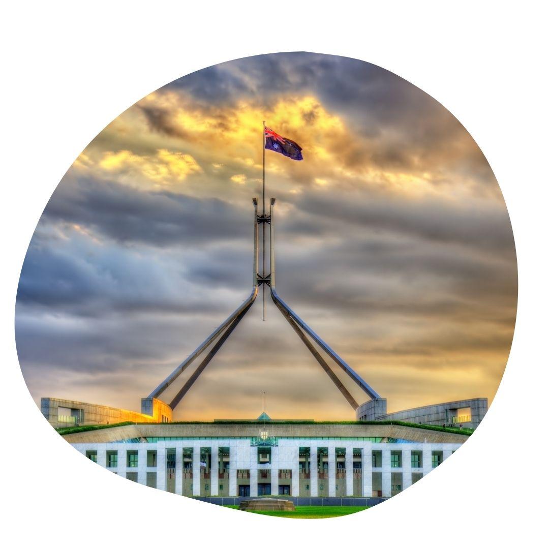 Capital od Australia