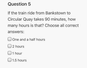 LNN Question Examples