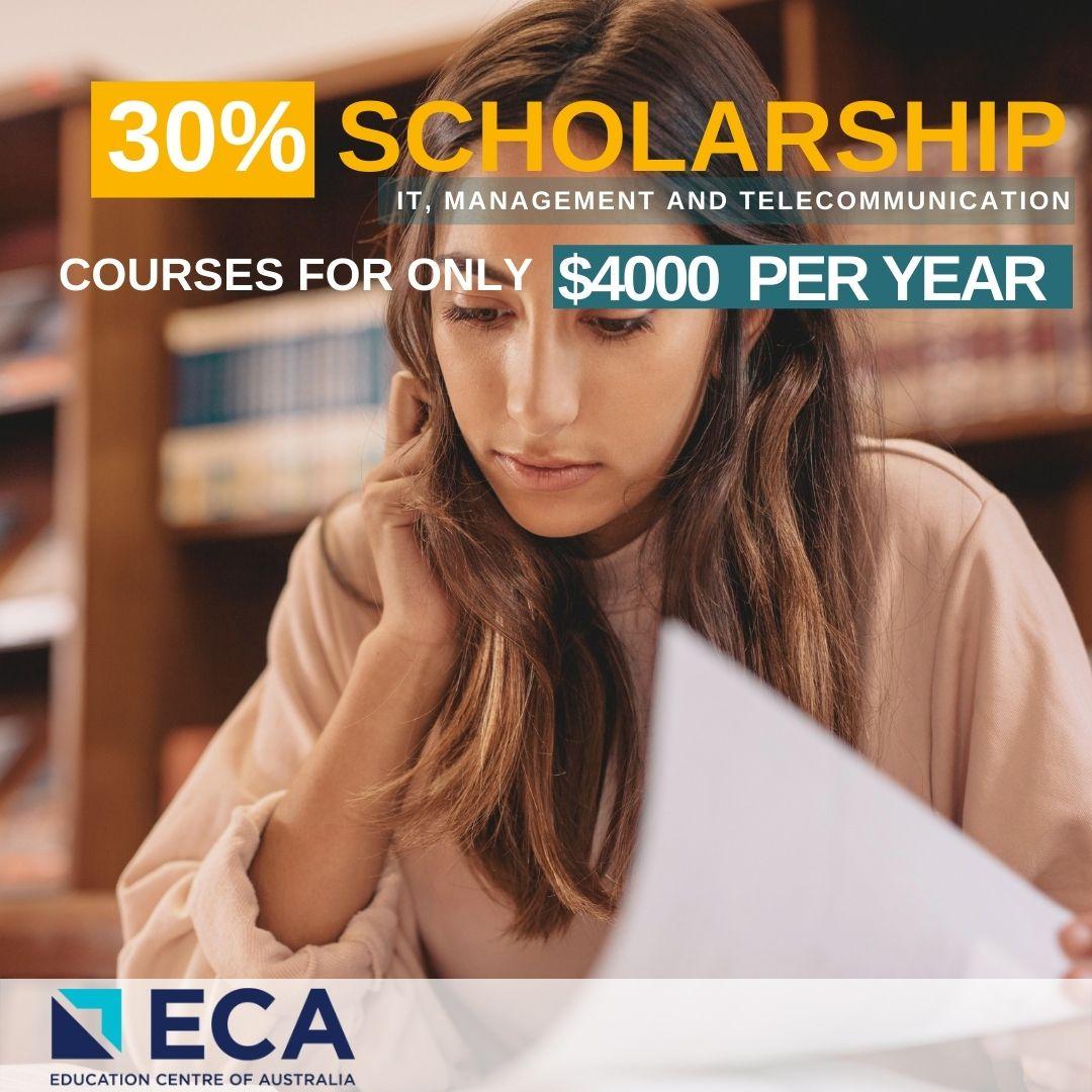 Eca College Scholarship